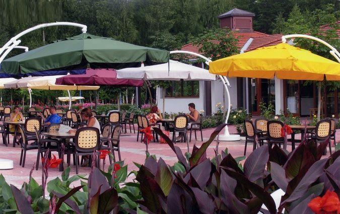 летнее кафе в Санатории